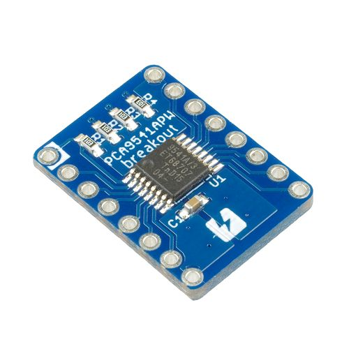 PCA9541APW I2C-bus master selector breakout board