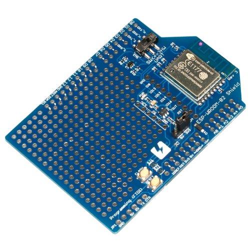 ESP-WROOM-02 Wi-Fi Shield