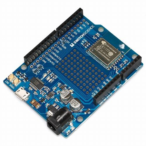 ESPr® One (Arduino Uno form-factor)