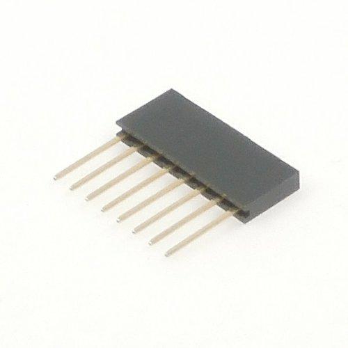 Stackable Header - 8 Pin