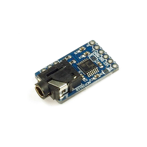 Breakout board for NCP2811 Audio Power Amplifier