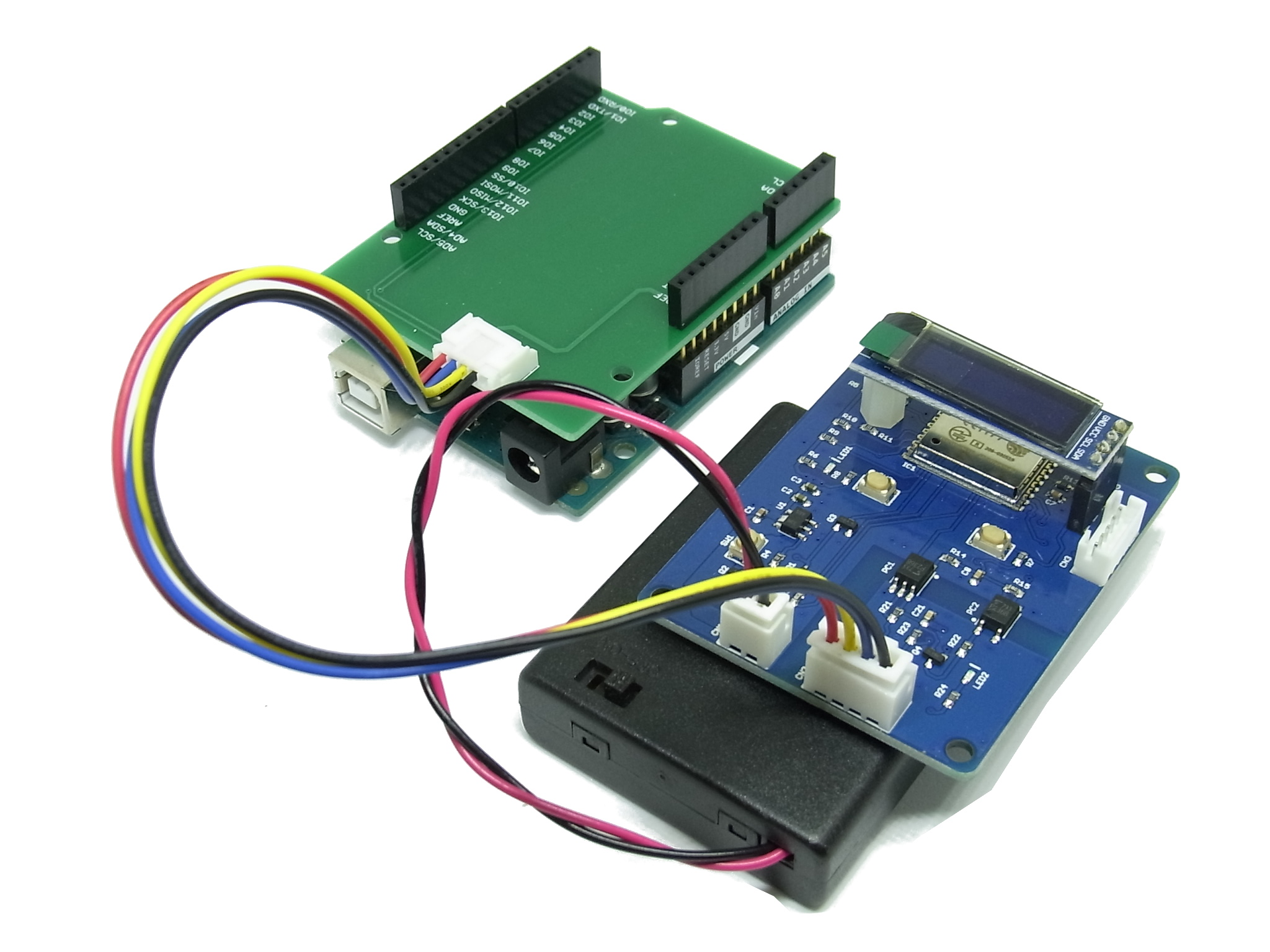 Uart WiFi Board with ArduinoUNO