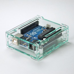 ProjectBox for Arduino - Green