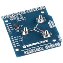 Soldering iron thermometer shield for Arduino