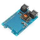 PoE adapter board for Raspberry Pi model B+