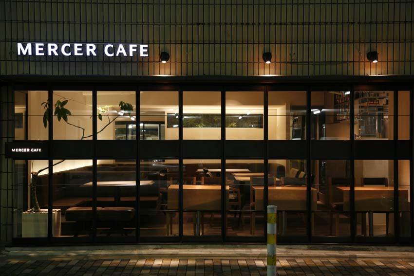 MERCER CAFE EBIS