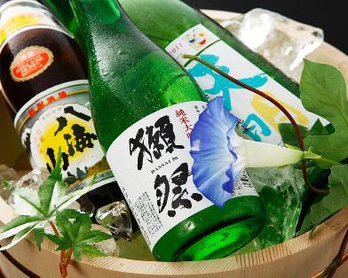 お酒の種類が豊富で詳しくなれます