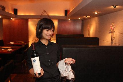 高級ワインも多数