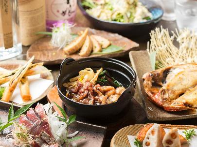 旬の食材を使った創作和食をお教えします。