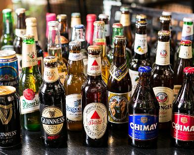 世界のビール40種類が熱い!!!