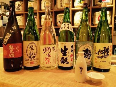 日本酒の中でもお燗にこだわっています!