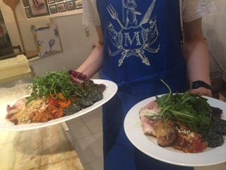 南イタリアの料理を中心に提供