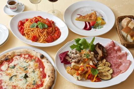 イタリア料理の知識も身に付きます