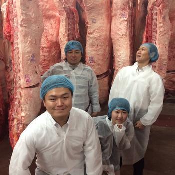 お肉の勉強したり!
