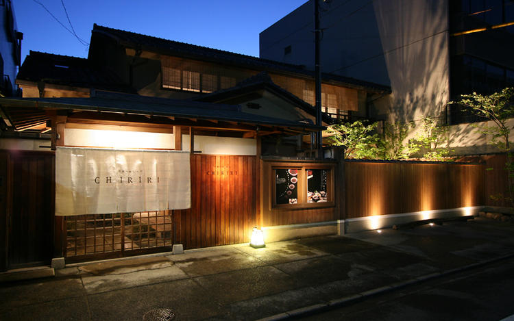 京都つゆしゃぶCHIRIRI