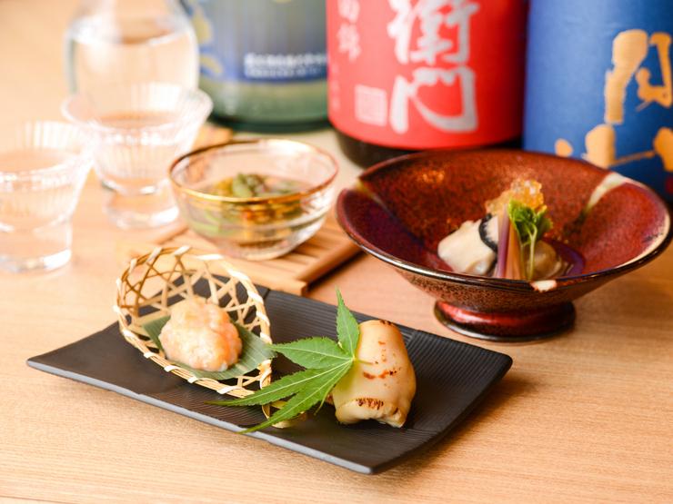 日本酒に合う肴も