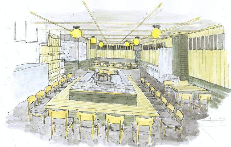 酒と飯 大衆食堂 BEETLE