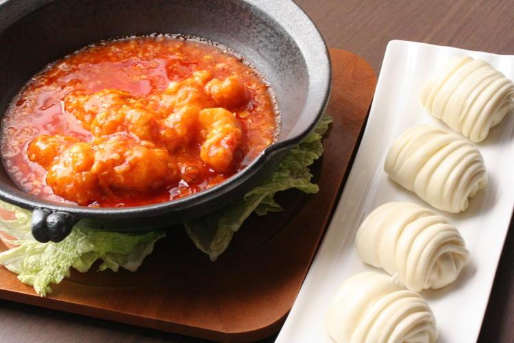 本格中華料理のラインアップも豊富