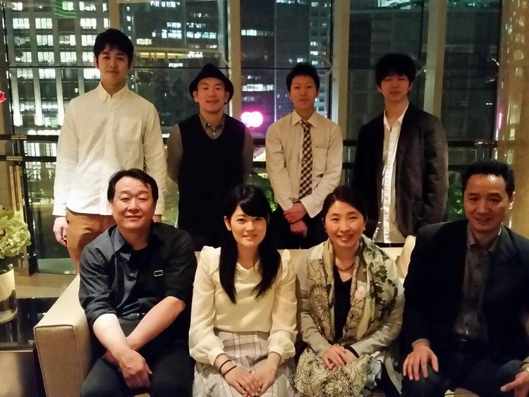 2015年香港研修旅行3ッ星レストラン
