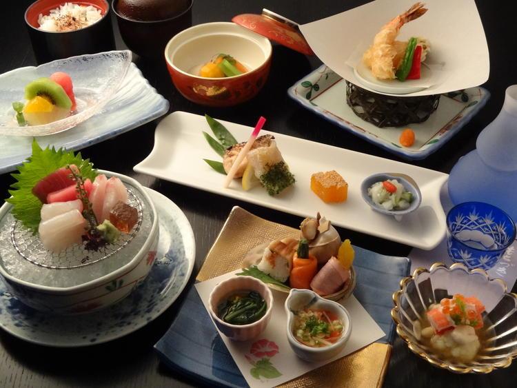 日本料理もちづき