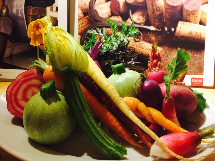鈴鹿の契約農家から届く生命力漲る野菜たち