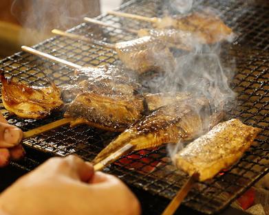 炭火焼魚・肉食堂こがね屋