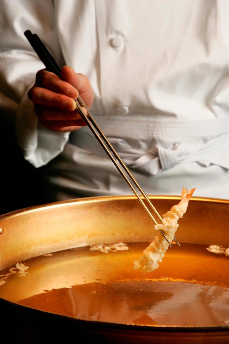 職人の天ぷらをあなたも簡単に!