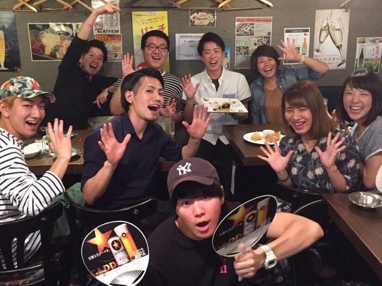 スタッフの誕生日会!