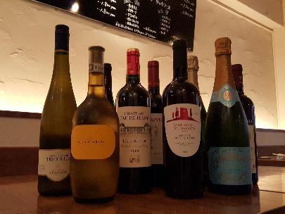 イタリアワインを中心に世界のワイン