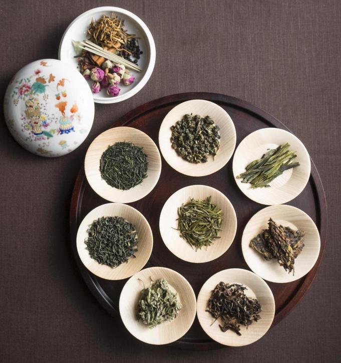 中国茶に触れ、知識、技術を修得できます