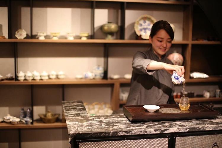 中国茶の奥深さが学べます。