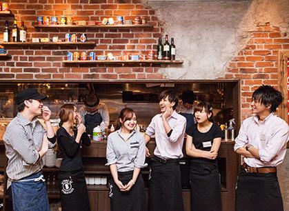 MEAT & WINE WINEHALL GLAMOUR 新橋店