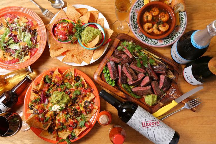 Comida Latina COSTA