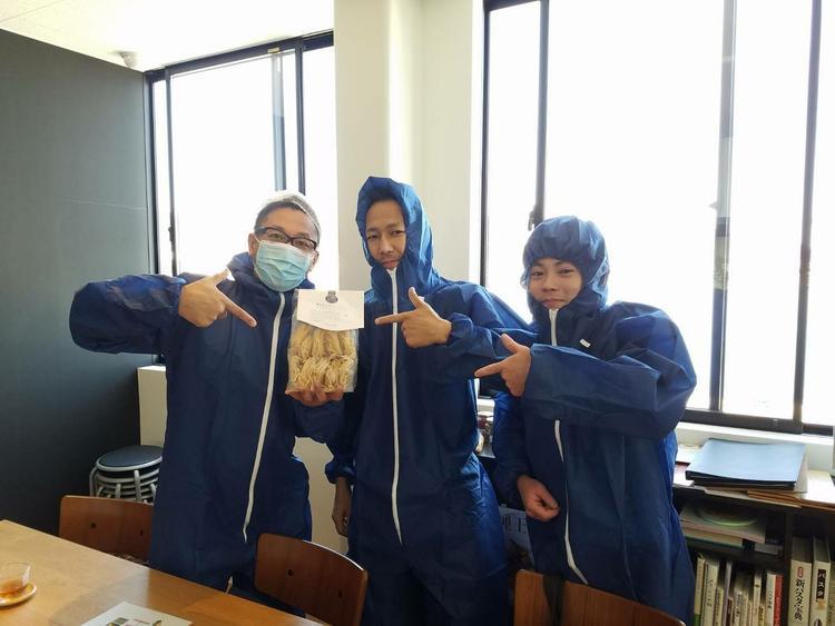 淡路島研修です(淡路麺業さん)