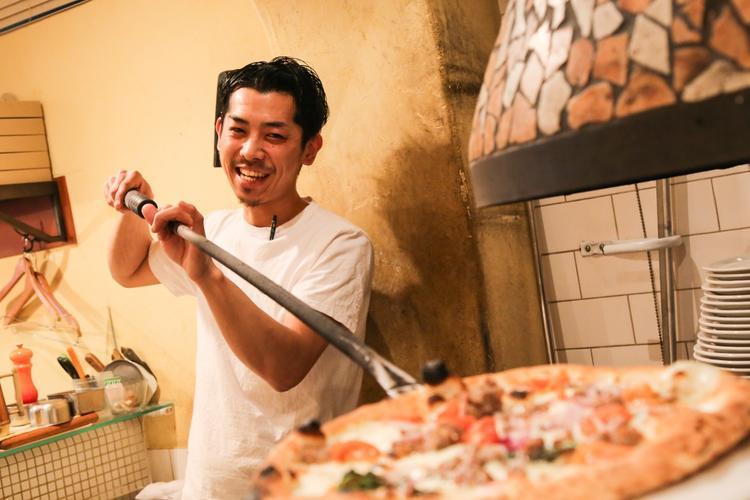 Pizzeria Trattoria Vomero(ヴォメロ)