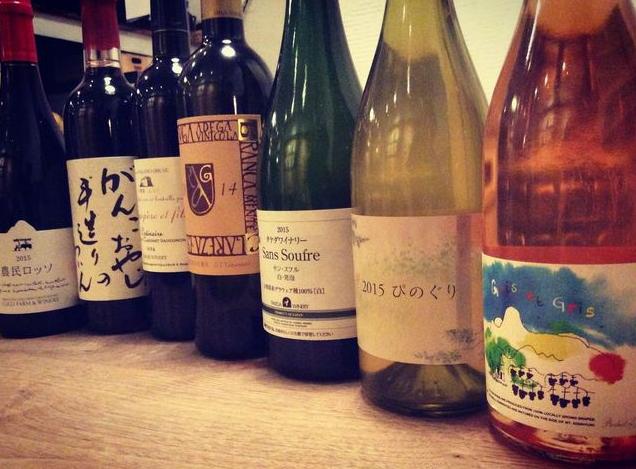 全国から集めたこだわりの日本ワイン