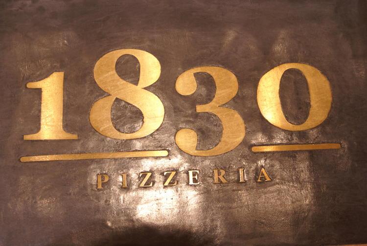 店名はナポリでピッツェリアができた年号