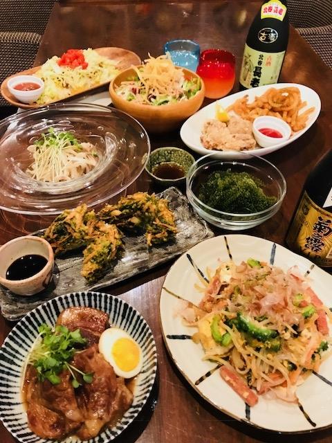 沖縄を超える!沖縄料理