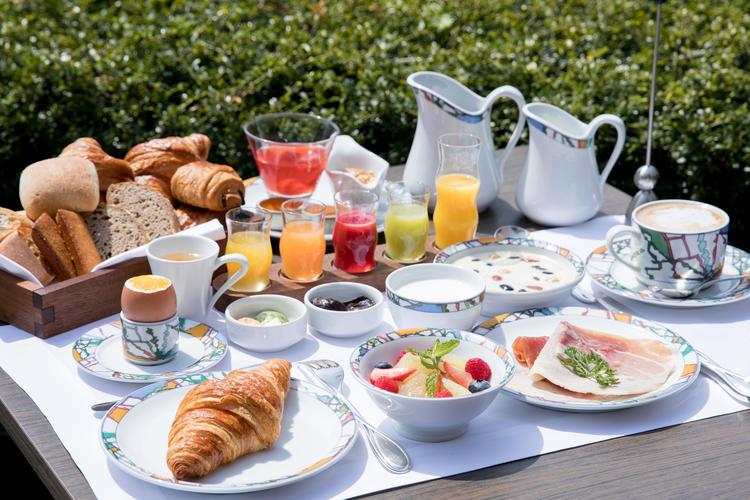 師匠より受け継いだ世界一と謳われる朝食
