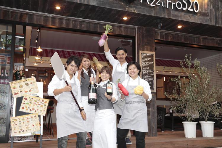 Azzurro520 柏店