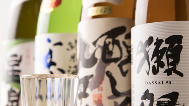 東海地方の地酒も豊富にラインナップ!