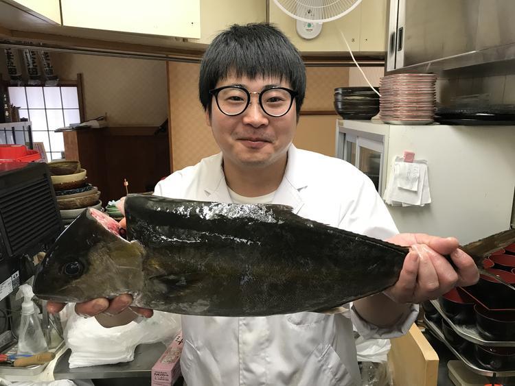 色んな魚に出会えます。