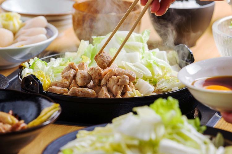 金沢名物地元の味「とり白菜」
