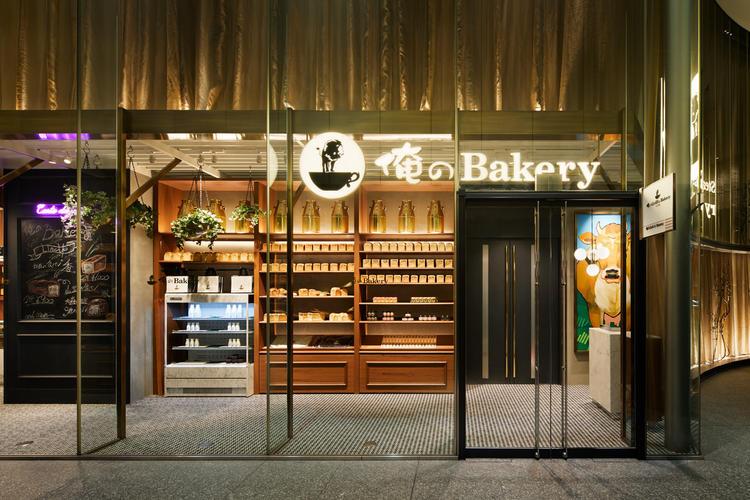 大手町駅直結Bakeryとステーキハウス