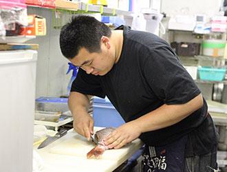 鮮魚・釜飯 ヒカリ屋大崎ニューシティ店