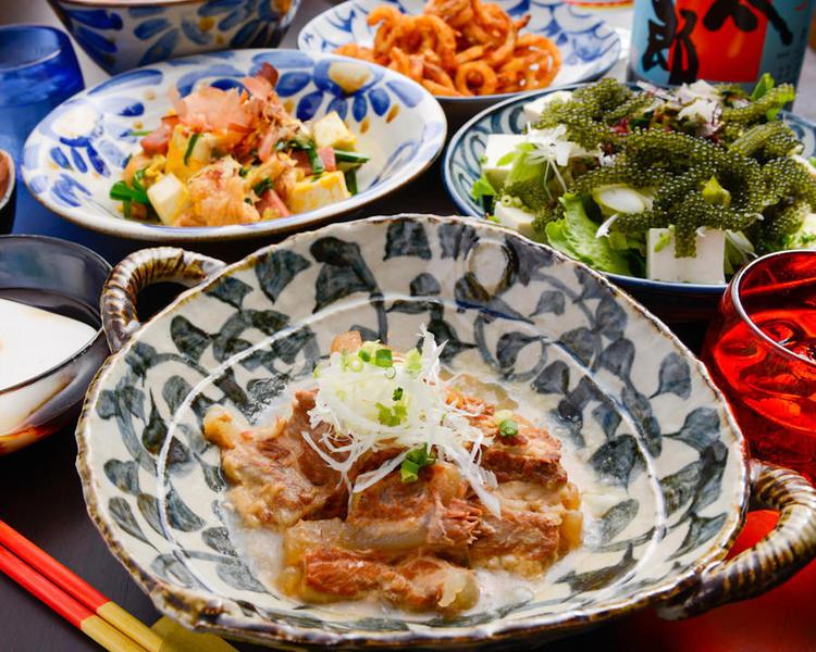 おいしい沖縄料理を提供していこう!