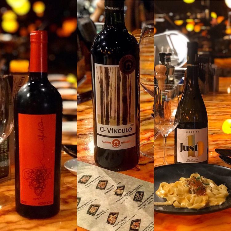 スペインワインを中心にオンリスト!
