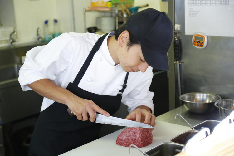 調理技術を学ぶこともできます!