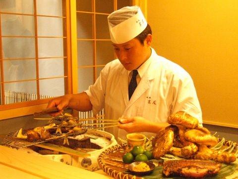 日本料理を学ぶ意欲がある方大歓迎!