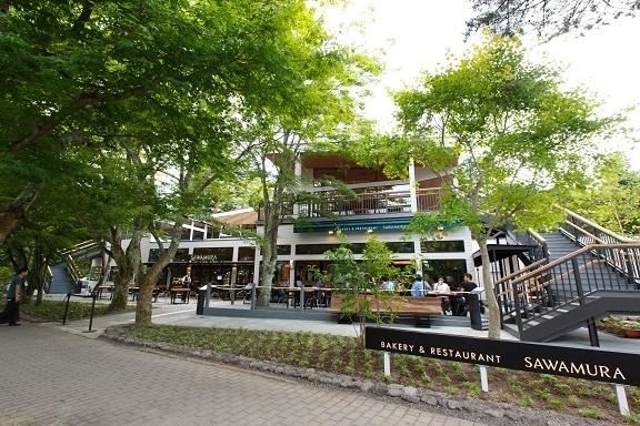 旧軽井沢にもお店があります